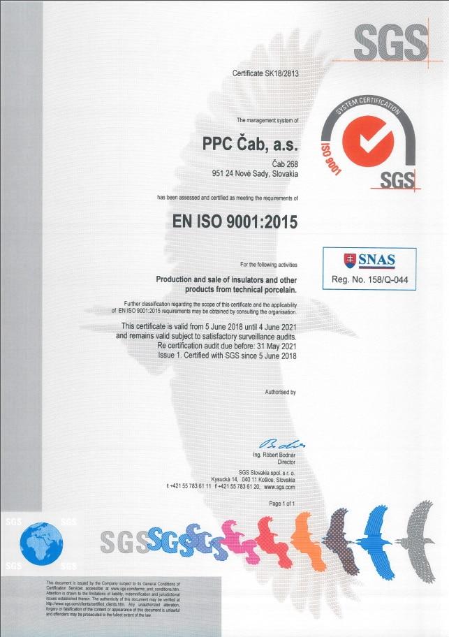 PPC ISO9001
