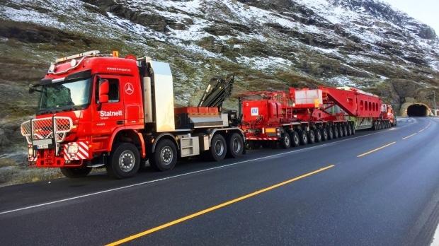 StatNett Transport 620